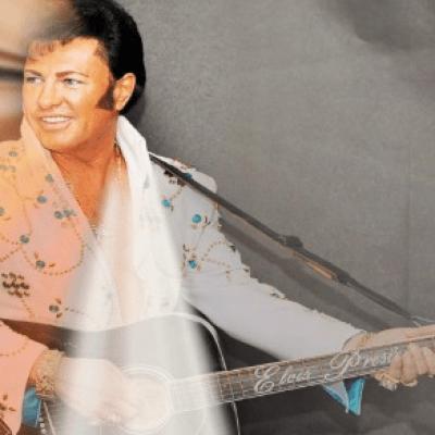 "James Clark ""Tribute to Elvis"""