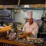 Caps Restaurant meet the chef