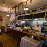 Caps Restaurant Kitchen